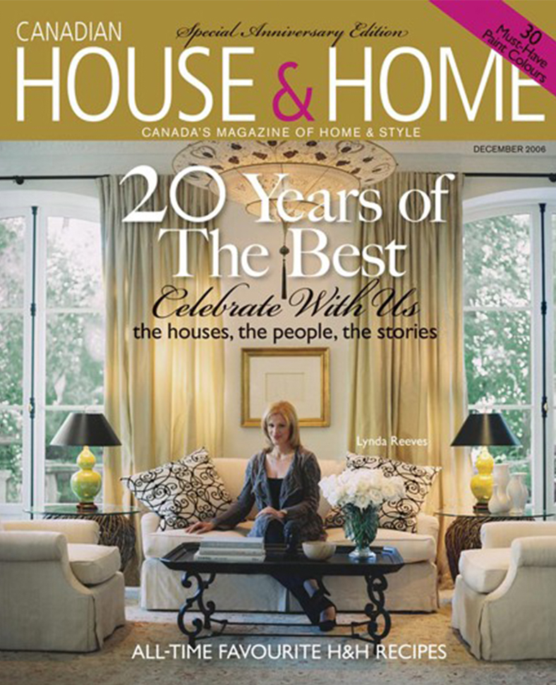 Magazine Cover featuring Jennifer Worts